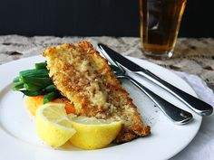Getting kids interested in eating fish can be tricky, but mild white fish covered in a crunchy parmesan crust is one dish anyone can get excited about. This is a perfect starter recipe if you are just introducing your little ones to fish. With just a few simple ingredients you can serve a healthy, tasty…
