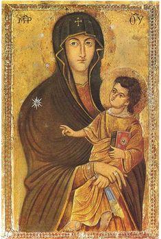 L'Icona Salus popoli romani Cappella Paolina della Basilica di Santa Maria Maggiore a Roma