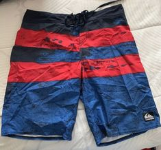 3385f9442a6c7 Quicksilver boardshorts Size 34 #fashion #clothing #shoes #accessories # mensclothing #swimwear