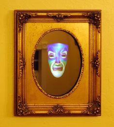 #Arduino te ayuda a crear el espejo mágico de Blancanieves con varios extras #diy #makers