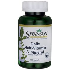 Daily Multivitamin & Mineral, 100 Caps  #Sexual_Health #Sleep #Weight_Loss #Women_Health #MenHealth #Supplements_In_Dubai #UAESupplements #Supplements_In_UAE #Vimax #VigRxPlus #Biomanix #MaleEnhancement #Male_Enhancement #Vitamin_Dubai #Herbs_UAE #Vitamins_UAE