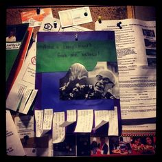 Week 22: Make and post a flyer with tear off tabs for strangers to contact you if they need …