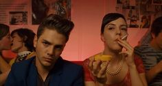 Artist Xavier Dolan wrote/directed/starred in Les Amours Imaginaires, one of my favorite Quebecois/French films! I will one day be Xavier Dolan...
