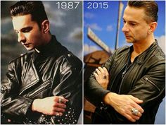 Dave Gahan: forever gorgeous! ❤️#dm #devotee #depechemode #davegahan