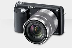Sony Alpha NEX-F3 tech-gear-cameras