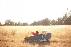 Airplane Themed First Birthday Photos by McKenna Pendergrass Photography