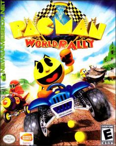 Pac Man World Rally PC Game Free Download Full Version, Direct Play