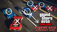 Rockstar Games Social Club - New Running Back Adversary Mode in GTA Online Today