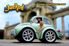 """Joyce"" 1971 VW SuperBeetle. Submitted by Kris Jackson on Facebook.com/jackmycar."