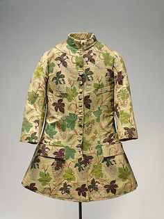 Child's Coat, India, late 19th century