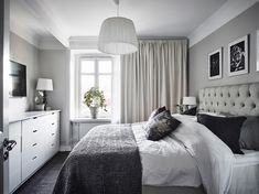 37 Small Bedroom Designs and Ideas for Maximizing Your Small Space That Pop - The Trending House Small Bedroom Inspiration, Home, Home Bedroom, Bedroom Decor Inspiration, Bedroom Inspirations, Farmhouse Bedroom Decor, Room Decor Bedroom, Modern Bedroom, Relaxing Bedroom