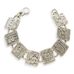 The Word bracelet- add links of the BSF studies you've completed.