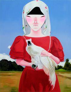 Soyeun LEE, Rooster, 2012, Johyun Gallery