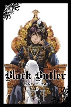 Black Butler: Vol. 16