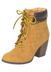 Another thing I love about the changing seasons, ESPECIALLY the cooler ones!  BOOTS! :)