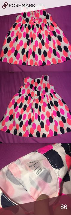 Carter's baby Dress 9 Months Discount available for multiple items ‼️ Carter's Dresses
