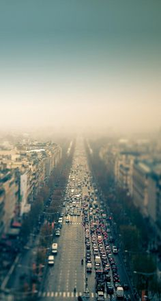 Paris, Champs Elysees