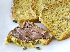 Dýňový chléb Banana Bread, French Toast, Breakfast, Food, Morning Coffee, Meals, Yemek, Eten