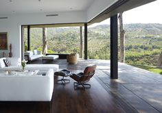 Doing away with the boundary between indoor and outdoor living