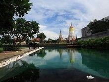 Iudia On The River, Ayutthaya.