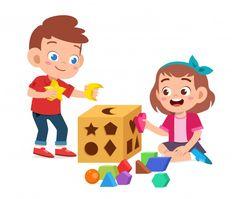 Cartoon Kids, Cartoon Art, Daisy Wallpaper, Math Genius, Love Cartoon Couple, Kids Graphics, Cute Clipart, Children Images, Painting For Kids