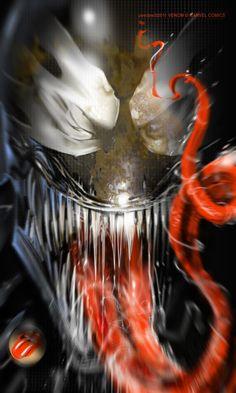 Venom by ~uwedewitt