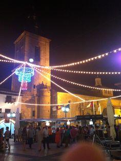Fiestas de #Tarazona_de_la_mancha.