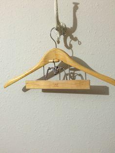 Double hanger
