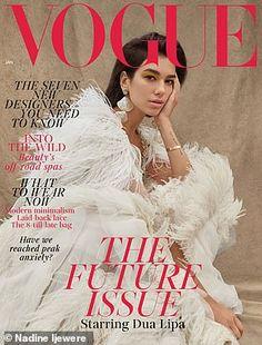 3e4fbecf0 Dua Lipa stuns in jaw-dropping photoshoot for Vogue