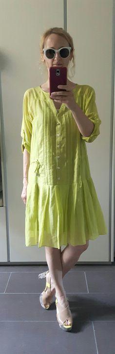 Summer, Iceberg, Marc Cain, Sun Shirt Dress, Sun, Summer, Shirts, Dresses, Fashion, Vestidos, Moda, Shirtdress