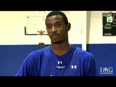 DeAndre Daniels Highlight Video and Interview - IMG Academy basketball program