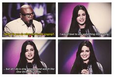 This is hilarious because it sounds like my life!  haha :) Camila From Fifth Harmony. girl, i feel you~