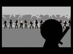 The Ultimate Stickman Battle Gifs, Stick Man Fight, Stick Figure Fighting, Stickman Battle, Stickman Animation, Fighting Gif, Animation Reference, Stick Figures, Art Graphique