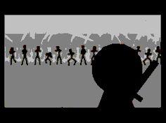 The Ultimate Stickman Battle {GIF}
