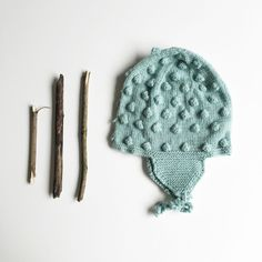 Mint Bubble hat
