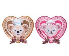 New-2015-Tokyo-Disney-Sea-Sweet-Duffy-Handcraft-Duffy-Shellie-may-Emblem-Set