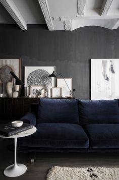 Appartement Lyon 5 By Maison HAND. Reportage ELLE DECORATION. Photos Romain RICARD