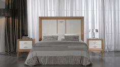 [NEW IN]  #Dormitorio Siena | Elegancia Geométrica Cabecero + 2 mesitas por 1.229€ Consíguelo en la SHOP  #Decoración #AccentPiece  Interiorismo, interiorism, deco, interior design, home, decoration