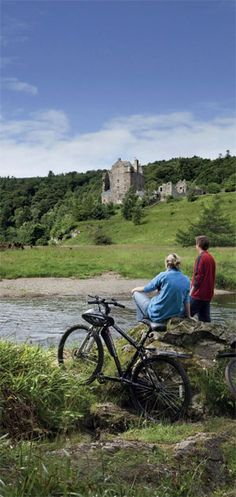 Discover Scotland's Leading Cycling Destination this summer