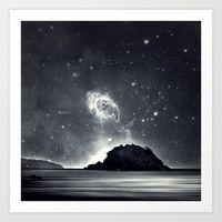 Black & White Art Prints | Society6