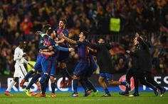 Sport: #Barça #eroico #PSG inqualificabile: rassegna stampa (link: http://ift.tt/2n93tgk )