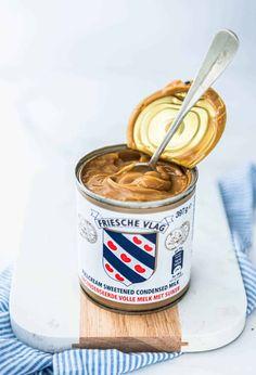 Dutch Recipes, Baking Recipes, Sweet Recipes, No Bake Desserts, Delicious Desserts, Yummy Food, Cupcakes, Cupcake Cookies, Baking Basics