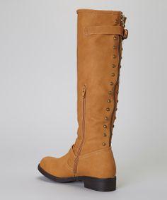 Chestnut Rockstar Boot