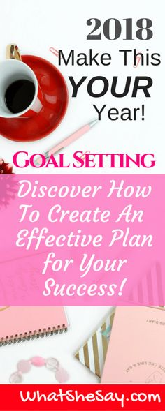 Goal Setting - Creating A 5 Year Plan - Goal setting and developing life plans.  Sounds about as exciting as doing your income taxes, right?  But if you want to get more from your life, if you want better or different, then you have to incorporate change.  You have to plan for something better. Read on for tips on developing a five year life plan to help you to start living the life you desire. #goalsetting