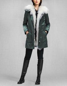 Liv Tyler Thwaite Parka W/Fur W/Gi