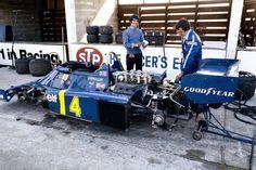 Tyrrell P34 Mosport Park, 1976.