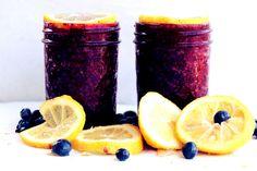 Blueberry Lemon Margarita