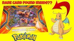 Unboxing POKEMON TCG: DRAGONITE-EX Box Card Game   BOX Booster Packs ULTRA  #pokemon #pokemondrogonite #pokemoncards #pokemongame #pokemongo #pokemonexbox