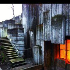 Myan ruins of Seattle