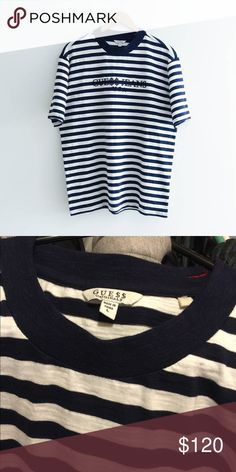 d01b5e57669f A$AP X GUESS JEANS T SHIRT SIZE LARGE Brand New Sold Out Everywhere Size